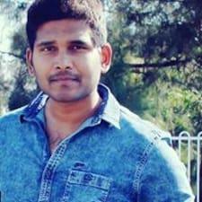 Profil Pengguna Kishore