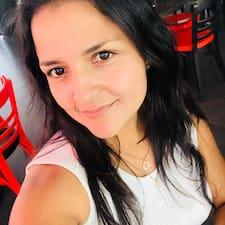 Yanice felhasználói profilja