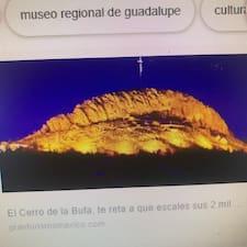 Lázaro felhasználói profilja