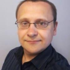Andrey Brukerprofil