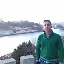 Gonçalo felhasználói profilja