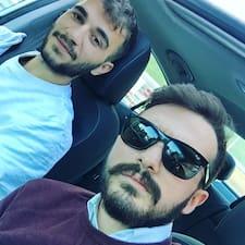 Perfil do utilizador de Murat