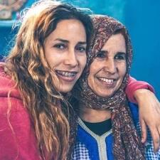 További információk Hafida házigazdával kapcsolatban