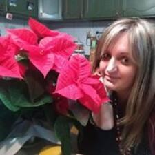 Lucia Zanetti felhasználói profilja
