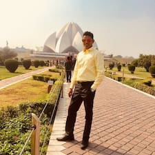 Suraj - Uživatelský profil