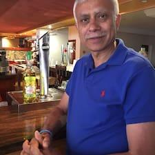 Chander Brugerprofil
