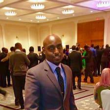 Henkilön Abdi Rahman käyttäjäprofiili