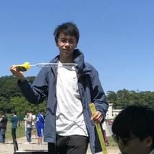 Henkilön Yutaro käyttäjäprofiili