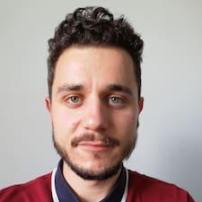 Profil Pengguna Pierre-Antoine