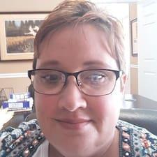 Profil Pengguna Vickie