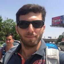 Профиль пользователя Irakliy