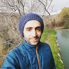 Shadi - Uživatelský profil