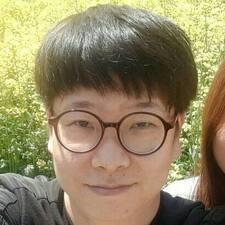 Perfil do utilizador de Gwonsu