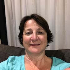 Användarprofil för Alison