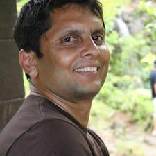 Manisha felhasználói profilja