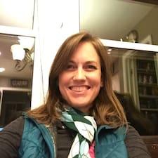 Mandy felhasználói profilja