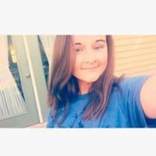 Profil utilisateur de Kellie