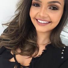 Profil utilisateur de Isabela