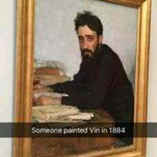 Nutzerprofil von Vincent