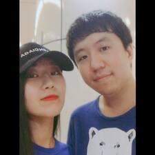 Chenyang felhasználói profilja