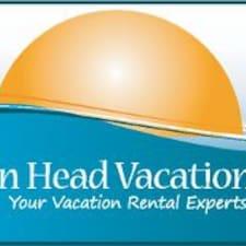 Профиль пользователя Hilton Head Vacations, Inc
