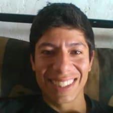 Gebruikersprofiel Alfredo Benjamin