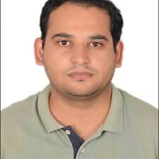 Saurabh felhasználói profilja