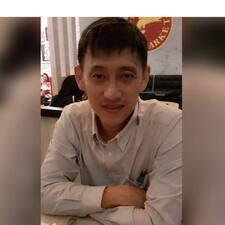 Perfil do utilizador de Wesley Chong