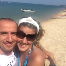 Catarina & David Brukerprofil