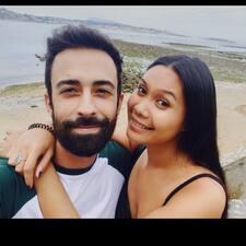 Profil utilisateur de Jess & Romain