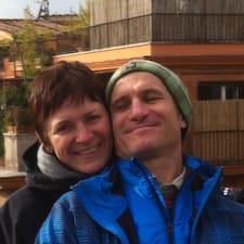 Profil utilisateur de Jean-Francois Et Anne