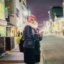 Nutzerprofil von Siti Salehah