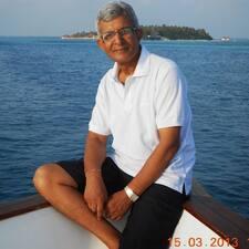 Nutzerprofil von Sarathkumara