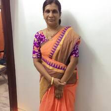 Profil utilisateur de Vasanthi