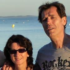 Pascale & François的用戶個人資料