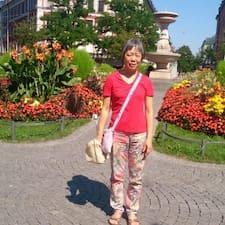 Li-Chuan (Cathy) er ofurgestgjafi.