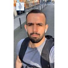 Frank Ernesto felhasználói profilja