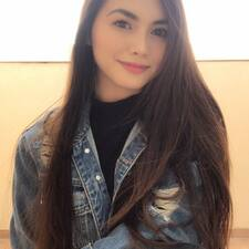 Profil Pengguna Kristine Joyce