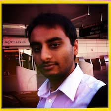 Notandalýsing Ruchit Kumar