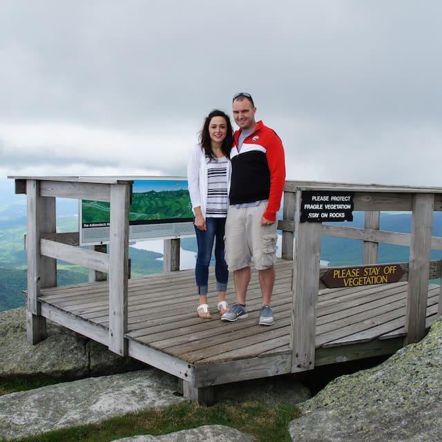 Danielle & Erik's guidebook