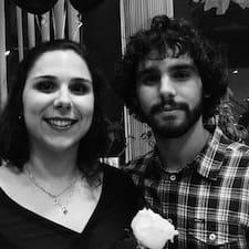 Nutzerprofil von Inês & Jorge