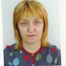 Emiliya felhasználói profilja