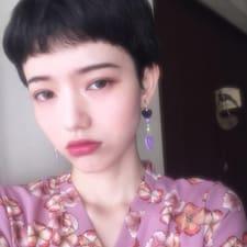 美丽 felhasználói profilja
