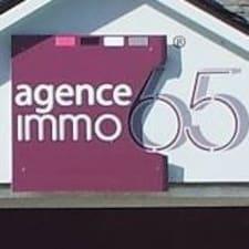 Agence Immo 65的用戶個人資料