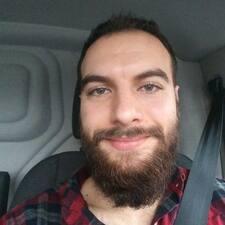 River felhasználói profilja