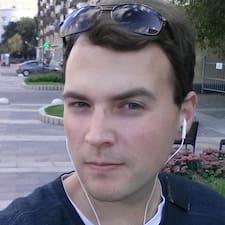 Perfil do utilizador de Vasily