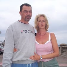 Mick & Vicki User Profile