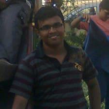 Gebruikersprofiel Arjun
