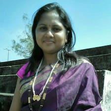 Nutzerprofil von Priti