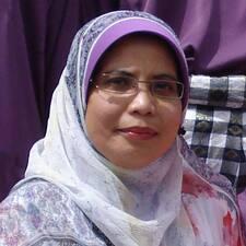 Zakiah felhasználói profilja